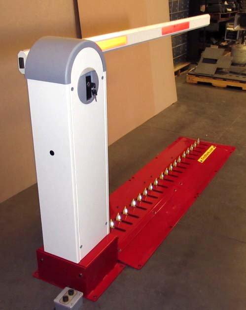TireShark™ Motorized Traffic Control System