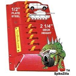 TireShark™-Model-5000-SpikeZilla™-Heavy-Duty-Traffic-Spikes-Military-Grade